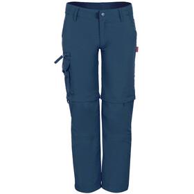 TROLLKIDS Oppland Spodnie Dzieci, mystic blue